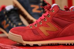 Further Looks at New Balance & Herschel Supply Co. Collaboration #LimiteMagazine