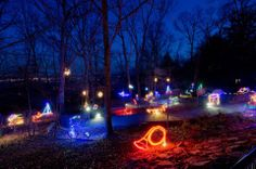 Experience One Of Chattanoogau0027s Most Beloved Christmas Traditions, The Enchanted  Garden Of Lights At Rock City!