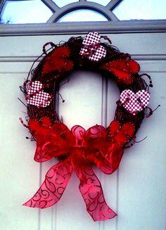 primitive valentine decor | Happy Valentines Day | Primitive Decor