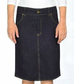 Kosher Casual Girl's Modest Knee Length Denim Pencil Skirt Size 8 Stonewash Black Kosher Casual,http://www.amazon.com/dp/B00I8KHD5Y/ref=cm_sw_r_pi_dp_h9pdtb0YBKYNQ0ED