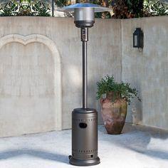 Patio heater Outdoor Living Pinterest Patios Backyard and