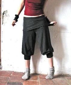 Yoga pants Maternity pants Womens pants Bottoms by larimeloom, €66.00