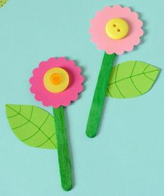 Occupying the child with creative crafts has huge importance for his development. we dedicate this article to creative crafts Spring Activities, Craft Activities, Preschool Crafts, Crafts For Kids, Children Crafts, Toddler Art Projects, Easy Craft Projects, Projects To Try, Craft Ideas
