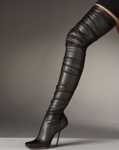 Thigh high #Boots