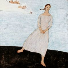 """kersh-art   Brian KershisnikBrian Kershisnik   Page 9 """"Sad dance"""""""