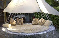 multiuser hammock!