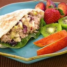 """Amazingly Good and Healthy Tuna Salad 