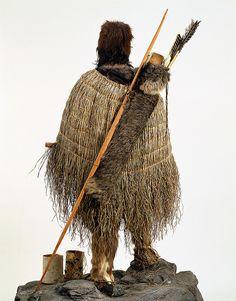 Ötzi o iceman (Pre histórico)
