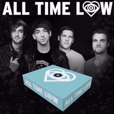 All Time Low Holiday Package