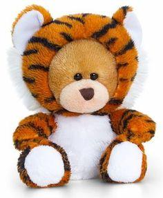 Wald & Wiese mt Teddy Bär Eisbär Pullover orange Kuscheltier Stofftier Schmusetier 45cm TOP