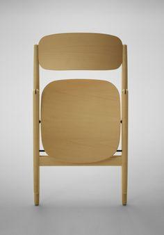 Hiroshima chair, Designer Naoto Fukasawa
