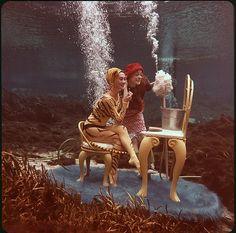 Weeki Wachee Mermaids, Souvenir slide