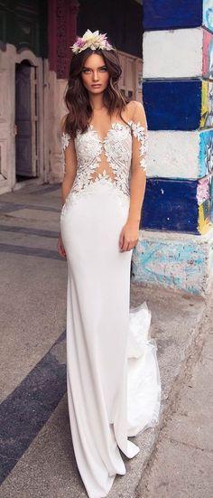Wedding Dress : Lorenzo Rossi – Havana Campaign Bridal Collection
