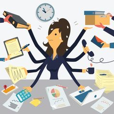 So Busy? So Bullsh*t: 3 Reasons You're Not Actually That Busy - Holli-Mae Johnson #productivity #busy #organised #vanity #selfesteem #significance #social media