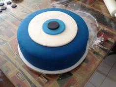 Cake Olho Grego