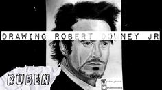 Ruben Morales / Drawing / Dibujos  #dibujos #dibujando #drawing #rubenmoralesyoutube #youtube  Drawing robert downey Jr