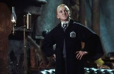 Harry Potter and the Chamber of Secrets hahaha just watched that one last night!