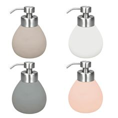Design behållare för tvål för badrum eller diskmedel för kök av varumärket AKOUAREL