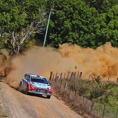 Hyundai World Rally team did their best right up to the end - 제조사 순위 2위! 유종의 미를 거둔 현대 월드랠리팀 - #doyourbest #theend #welldone #successful #redsand #gravel #run #race #carwithoutlimits #i20WRC #Australia #Rally #motorsport #WRC #Hyundai