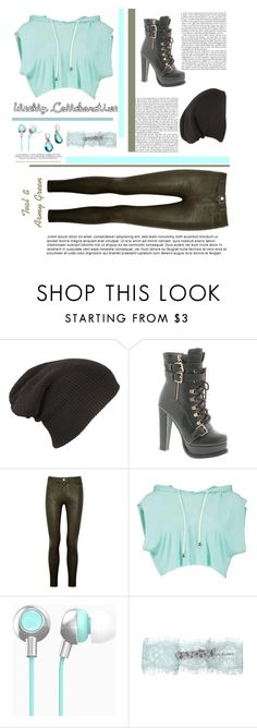 """""""Weekly Collaborative: Teal & Army Green"""" by abbi-alister on Polyvore featuring Luichiny and Antica Murrina"""
