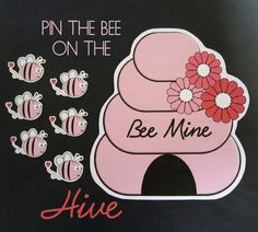 Sweeten Your Day Events: Bee My Valentine Class party {activities}