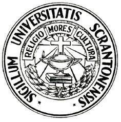 University of Scranton seal, 1950