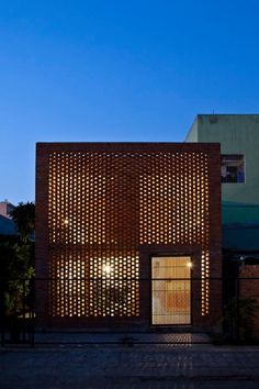 source http://www.home-designing.com/2015/04/a-creative-brick-house-controls-the-interior-climate-and-looks-amazing