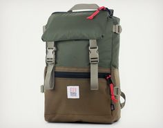 Topo Designs Rover Pack Rucksack Backpack | Cool Material