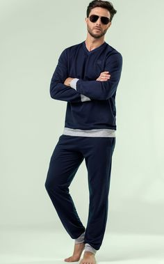 MIXTE PIJAMAS • Fall-Winter 2018 • Mixte Mens Collection - 1b4116dac204