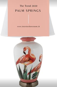 Find out how to combine lampshades and bases to suit any Interior style