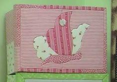 Veja como fazer uma caixinha linda com a técnica de patchwork. Aprenda com o post super fácil que el