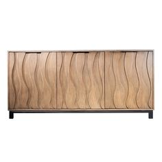 White Sideboard, Sideboard Cabinet, Dining Furniture, Dining Chairs, Dining Table, Wave Design, Sofa Tables, Shelving, Doors