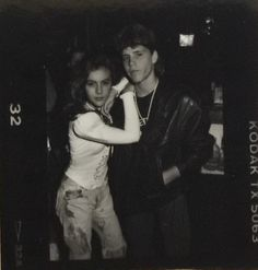 Alyssa Milano & Corey Haim