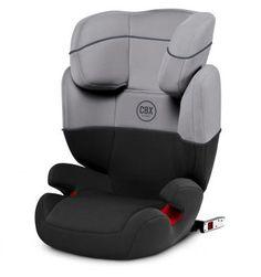 Cybex Free-fix es una silla de Grupo 2/3 con conectores Isofix que puede utilizarse hasta que el niño mida 1,50m de estatura. Resulta un modelo con muy buena relación calidad/precio, ideal para aquellos vehículos con un uso más esporádico.