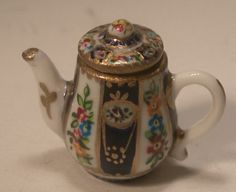 St.George Coffee Pot by Christopher Whitford