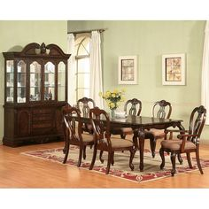 Royal Palace Dining Room Set