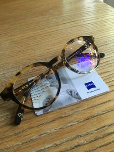Perfect match. Dick Moby and Carl Zeiss
