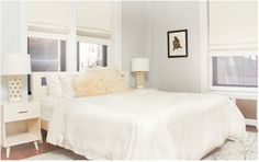 The walls are painted my favorite color by Benjamin Moore called Marilyn's Dress 2125-60 (Product: Regal Select, Eggshell)
