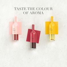 A Slick Wine Bottle Concept that Merges the Senses — The Dieline | Packaging & Branding Design & Innovation News