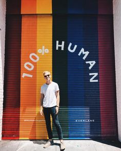 "2,253 Likes, 97 Comments - Justin C. Blomgren ✨ (@justincblomgren) on Instagram: ""100 % Human. Happy Pride month friends ✨"" #lgbt #gay #rainbow #love"