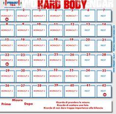 Hard Body Workout - Workout-Italia