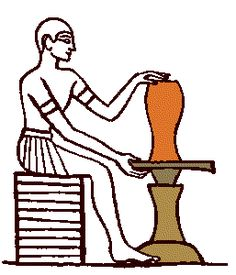 early mesopotamia pottery wheel - Bing Imagesthe pottery wheel, emerged around 3000 B.C. in Mesopotamia.