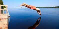 ΥΓΕΙΑΣ ΔΡΟΜΟΙ: Θάλασσα και κολύμπι - Προσοχή στ' αυτιά