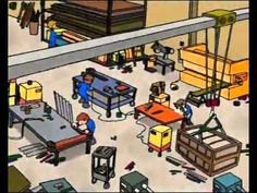 Plan perfecto Prevención de Riesgos Laborales - YouTube Workplace, Basketball Court, Industrial, Construction, Videos, Youtube, Health, Cleaning, Building