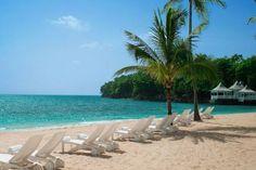 Couples Tower Isle, Ocho Rios, Jamaica - Resort's beach #hotels #Jamaica