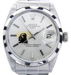 Vintage Rolex 1500 Date S. Steel Automatic Watch 70s Scx369. Get the lowest price on Vintage Rolex 1500 Date S. Steel Automatic Watch 70s Scx369 and other fabulous designer clothing and accessories! Shop Tradesy now