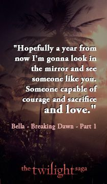 From The Twilight Saga: Breaking Dawn - Part 1