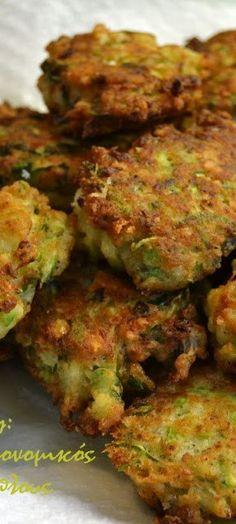 Kουταλίτες με κολοκύθι (κολοκυθοτηγανίτες) - cretangastronomy.gr Herbs, Food, Essen, Herb, Meals, Yemek, Eten, Medicinal Plants