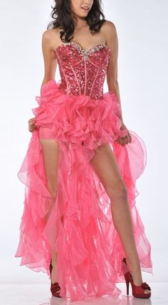 prom dresses | Affordable long ruffle prom dresses for junior prom party