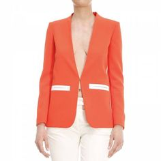 Jackets Woman Iceberg Blazers For Women, Jackets For Women, Clothes For Women, Sporty Chic Style, Skinny Pants, Active Wear, Classy, Couture, Woman